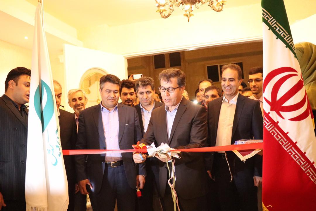 افتتاحیه پروژه درسا مهر کیش